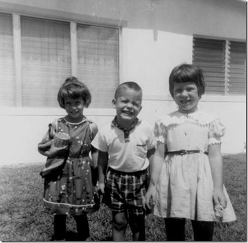 Patty---Mike---Becky-April-1959