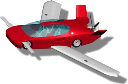 labiche-flying-sports-car