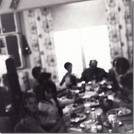 1969 - Last photo of Dad