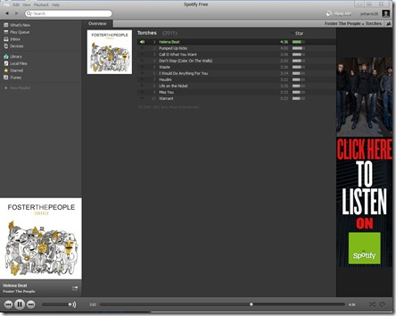 Spotify-Album