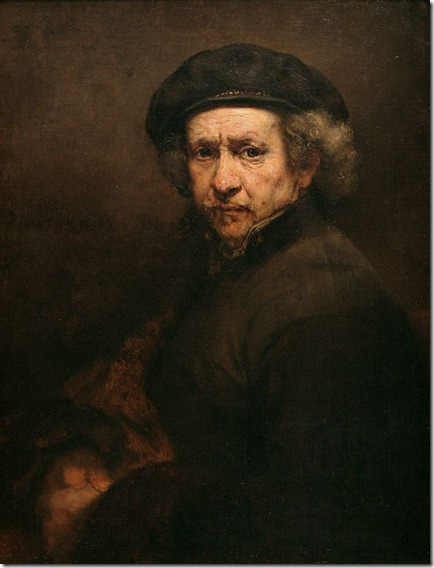 rembrandt-van-rijn-self-portrait