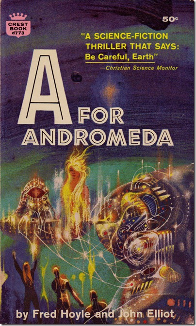 A for Andromeda 001