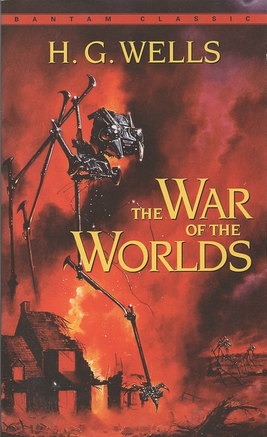war of the worlds novel essay Essay there are many similarities and differences between the book version of war of the worlds and the movie version one main difference between the two stories was the place in which the martians landed first in the book the martians landed in england first, but in the movie the martians landed in california.