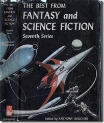the best from fantasy and science fiction 7th series