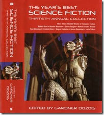 The Years Best Science Fiction 30th