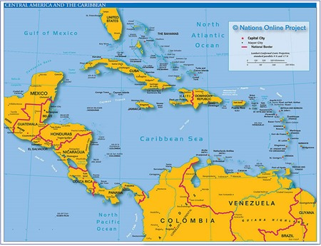 central_america_map