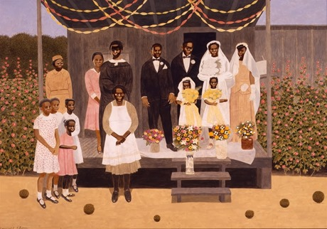 wedding party-1971