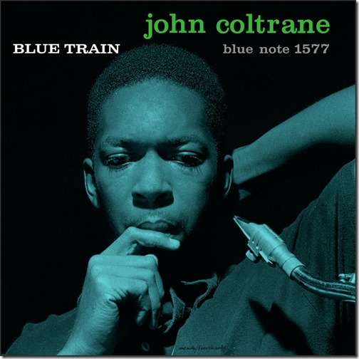 Blue Train - John Coltrain