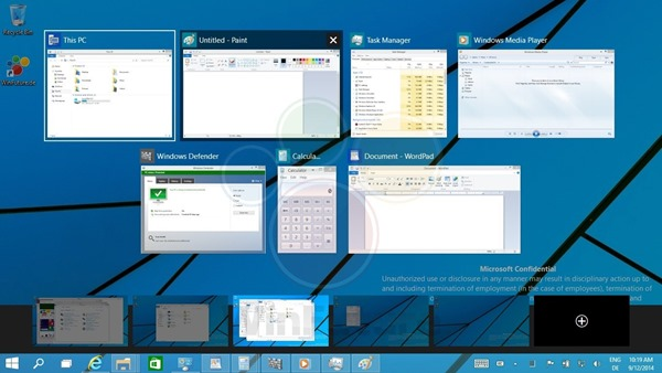 Windows-10-Preview-Build
