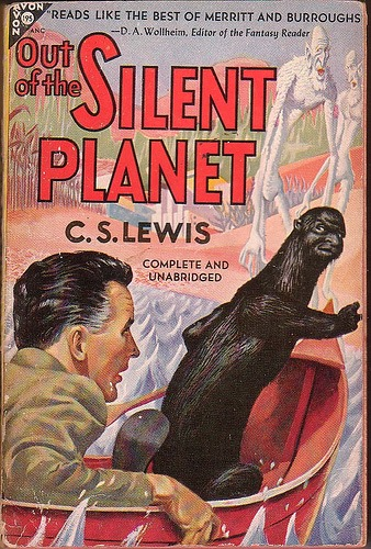 cs lewis essay on science fiction