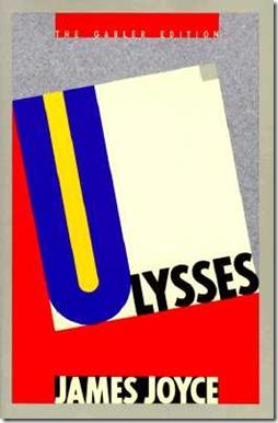 Ulysses-Gabler edition