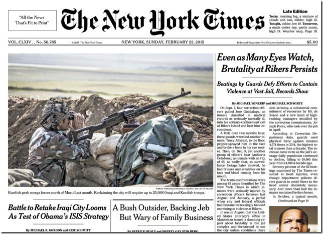 NYT-Feb22