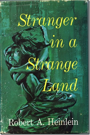 stranger in a strange land - 1961