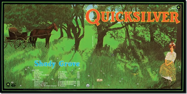 Shady Grove - Quicksilver Messenger Service
