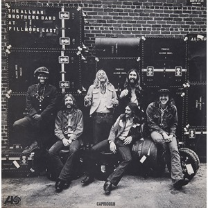 The Allman Brothers Band At Filmore East