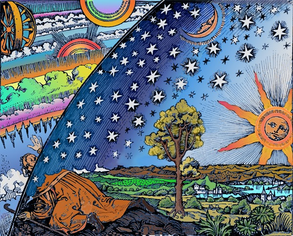 Flammarion_Woodcut