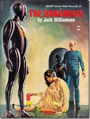 The Humanoids Jack Williamson (EMSH)