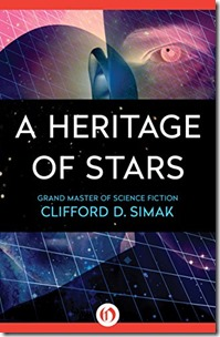 A Heritage of Stars - Clifford Simak