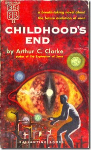 Childhoods End - Arthur C Clarke