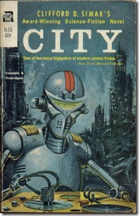 City - Clifford Simak