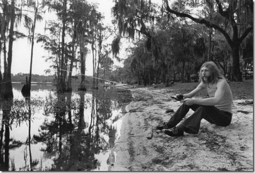 Duane Allman Fishing