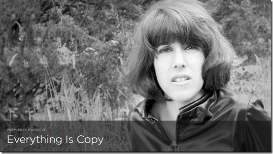 Nora Ephron HBO - Everything is Copy