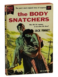The Body Snatcher by Jack Finney