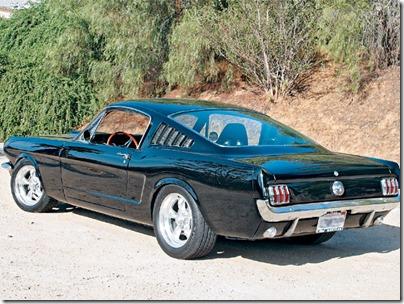 1966-Mustang