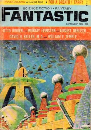 Fantastic - Sept - 1966