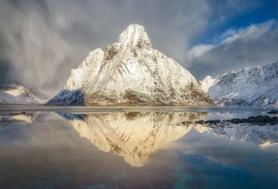 mountain-and-reflection