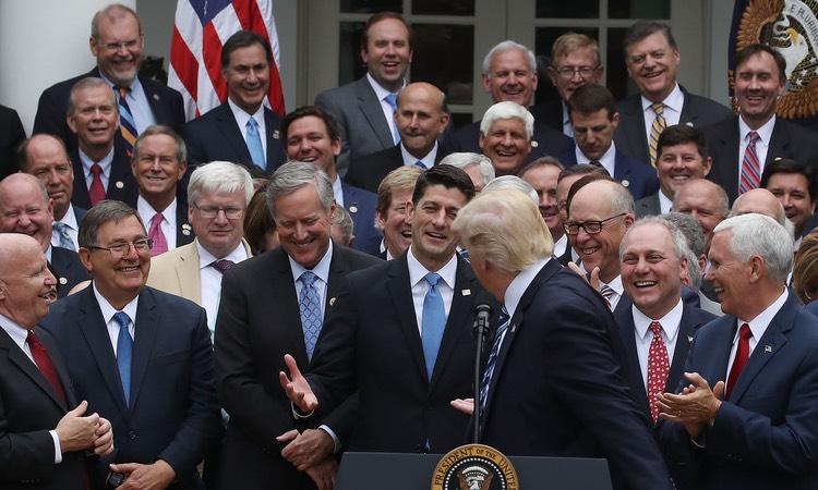 13 white guys