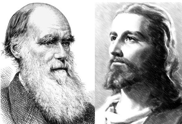 Darwin-Jesus