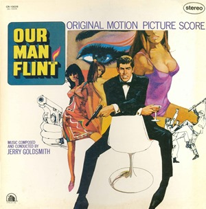 Our Man Flint soundtrack