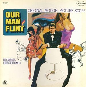 Our Man Flint soundtrack
