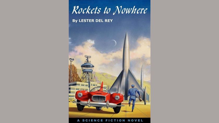 Rocket to Nowhere cover