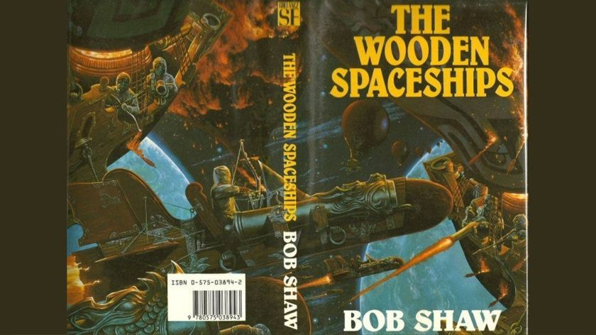 The Wooden Spaceships - bad scan