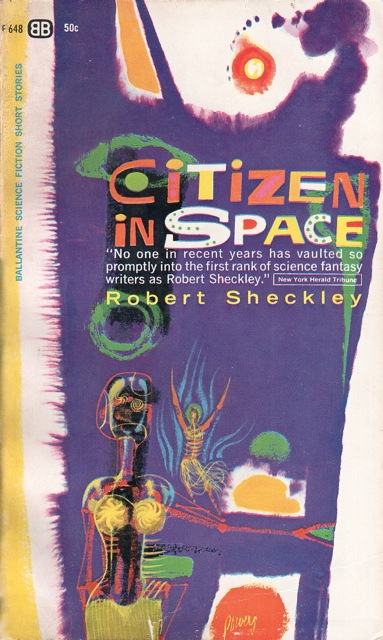 Citizen in Space by Robert Sheckley