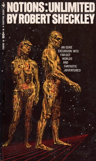 Notions Unlimited by Robert Sheckley