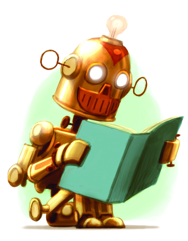 Robotreading