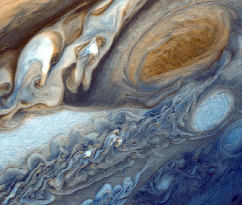 Jupiter-red-spot