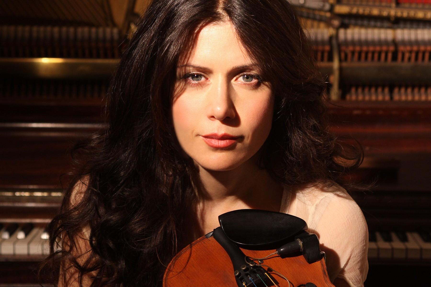 Lili Haydn violinist