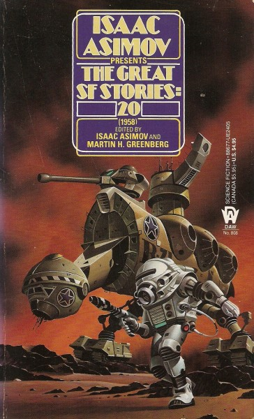 The Great SF Stories #1-25 (1939-1963) – Auxiliary Memory