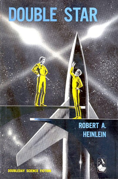 Double Star by Robert A. Heinlein 1956 Doubleday