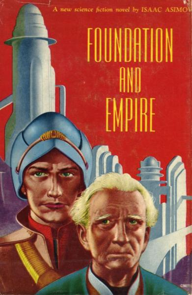 Foundation and Empire by Isaac Asimov 1952 Gnome Press