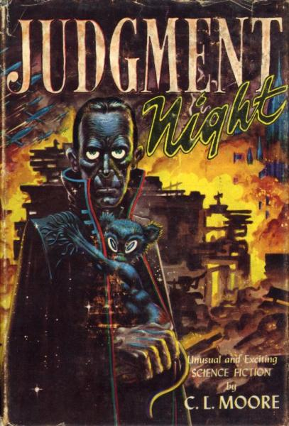 Judgment Night by C. L. Moore 1952 Gnome Press