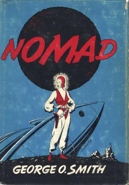 Nomad by George O. Smith 1950 Prime Press