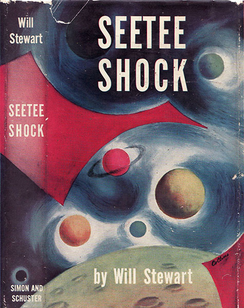Seetee Shock by Jack Williamson 1950 Simon and Schuster