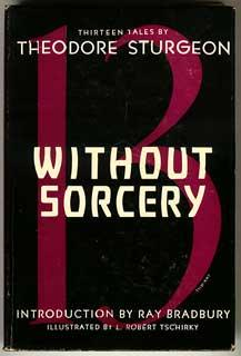 Without Sorcery by Theodore Sturgeon 1948 Prime Press