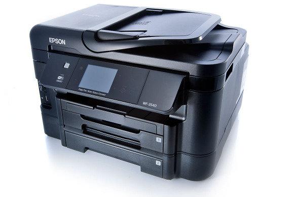 Epson 3540 printer