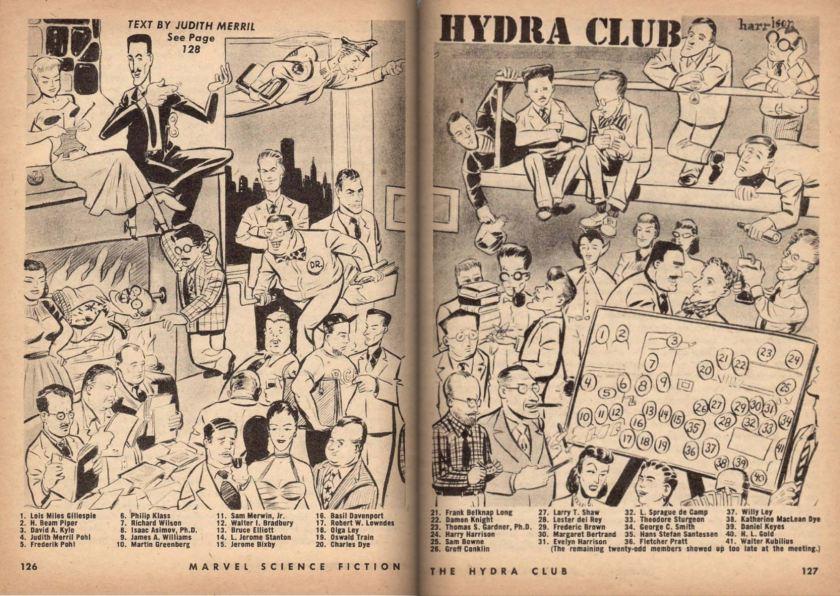 Hydra Club
